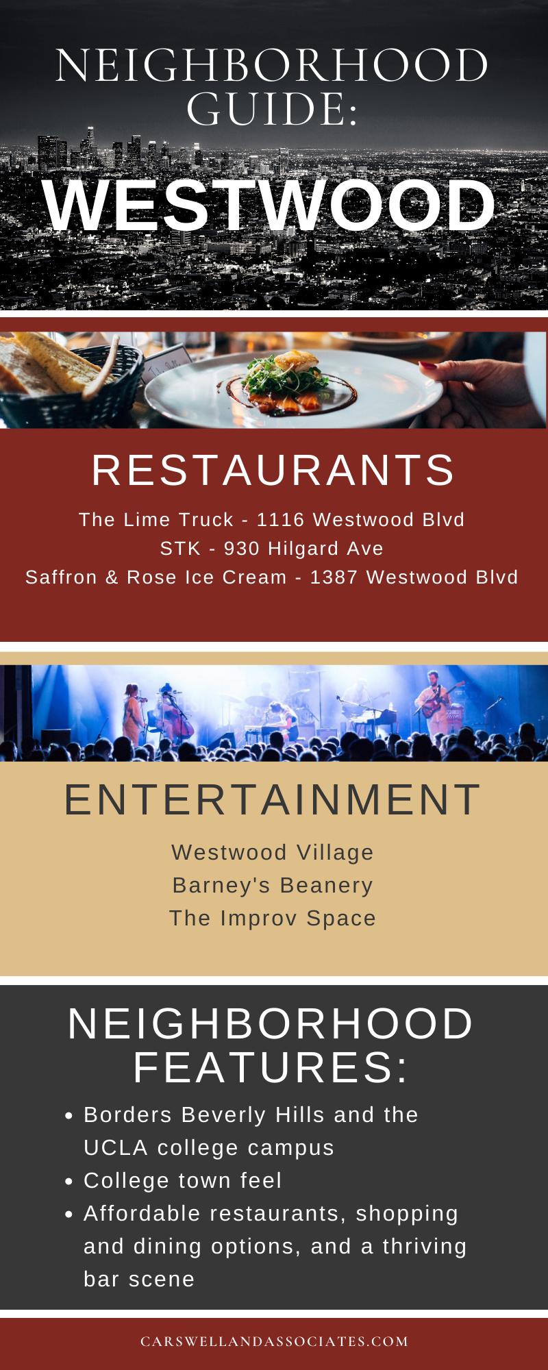 Neighborhood Guide for Westwood, Los Angeles