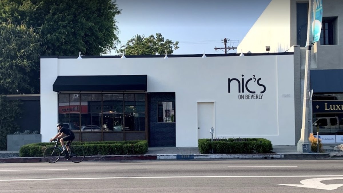 NIC'S ON BEVERLY | WEST HOLLYWOOD