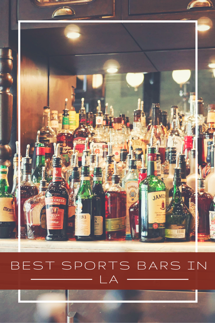 Best LA Bars to Watch the Rio Games - Ernie Carswell ...