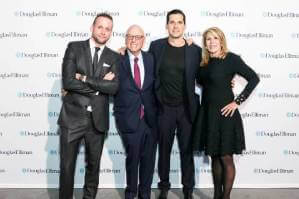 Thank you, Ken Griffin? Alexander Team cleans up at The Ellies